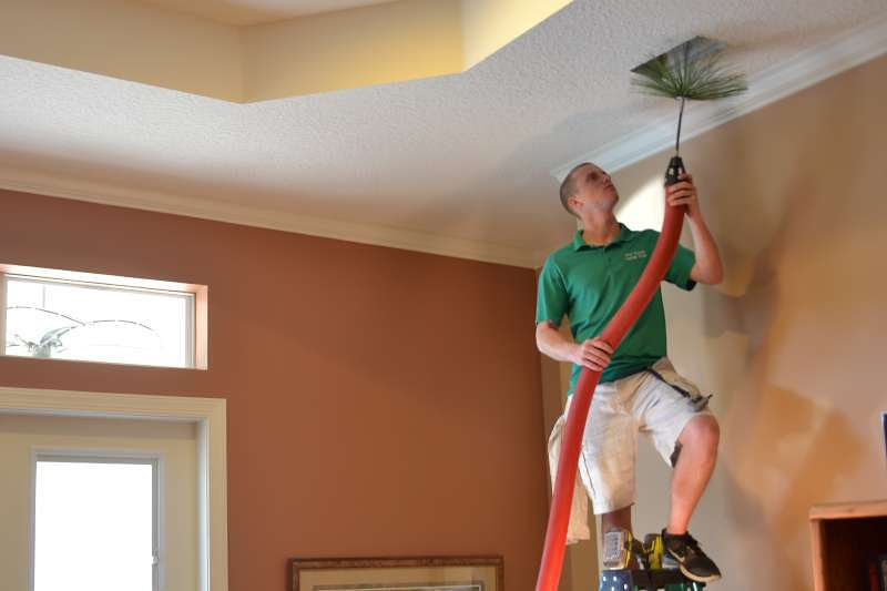 Air Duct Cleaning Jacksonville, Fl - First Coast Home Pros